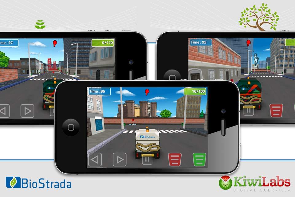 Screenshot Biostrada