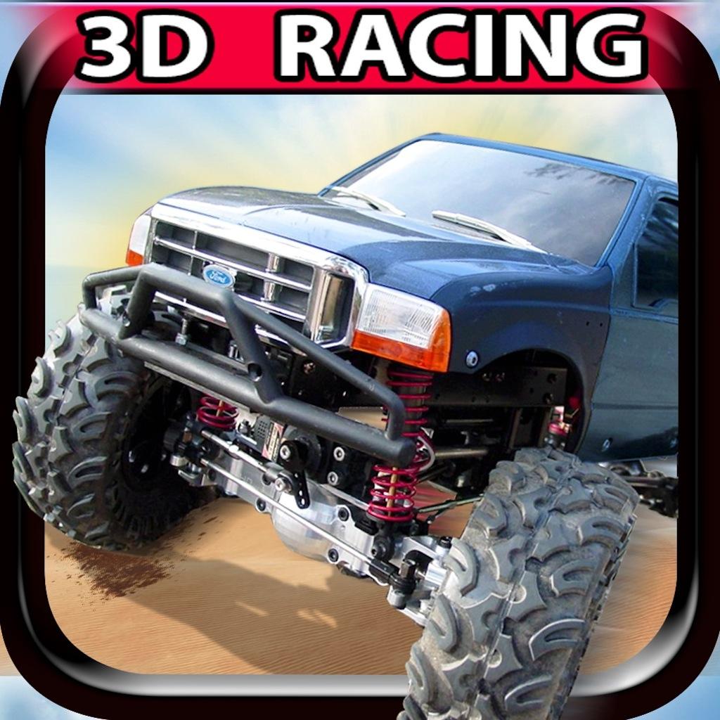 Monster Truck Racing ( 3D Games )
